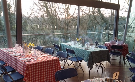 Pop-Up Restaurant @ Maggie's Oxford